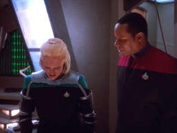 """""""Star Trek: DS9"""" - """"Melora"""" with Avery Brooks"""