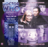 """""""Tales From the Vault"""" with Big Finish - cover"""