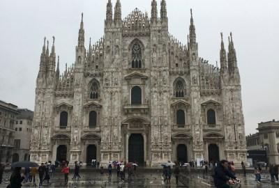 Bild Sehenswürdigkeiten in Mailand: Dom