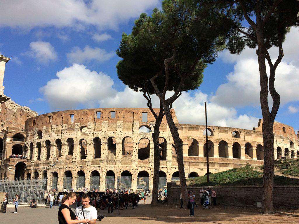Bild Sehenswürdigkeiten in Rom: Kolsosseum