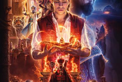 Bild aus dem Film Aladdin