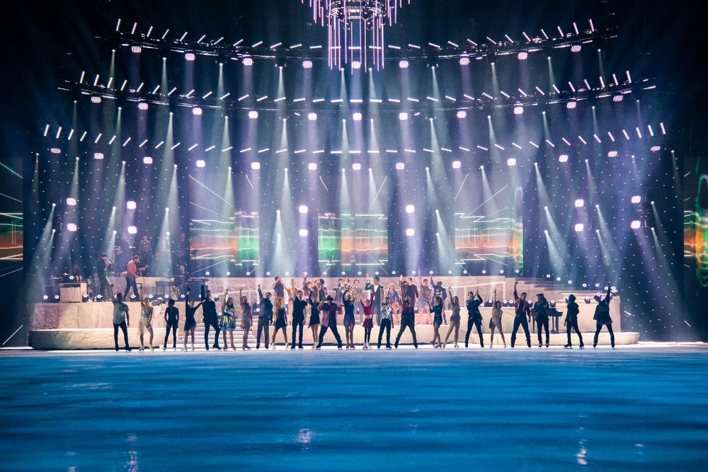 Bild vom 25 Jahre Jubiläum von Art on Ice