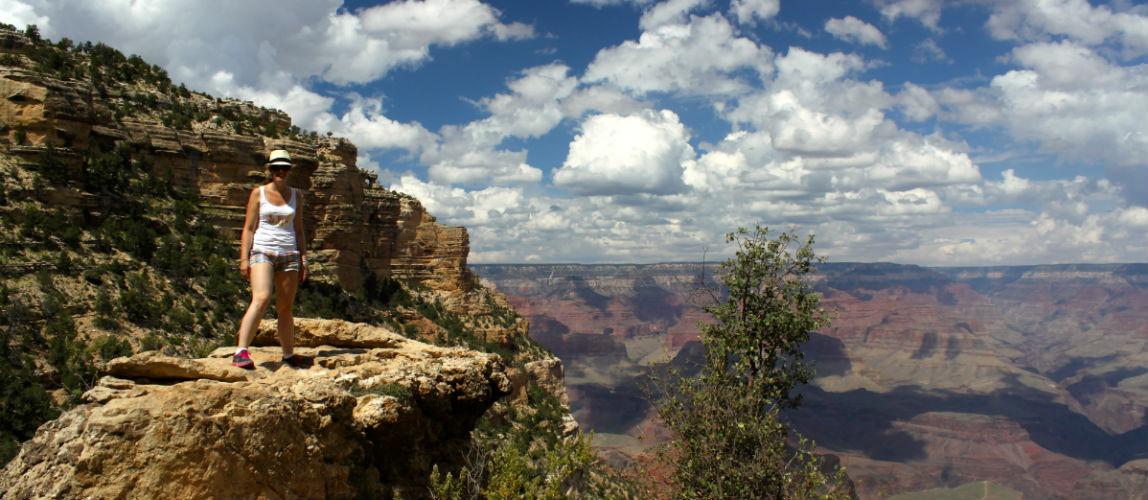 Imposante Grand Canyon tijdens je rondreis West Amerika