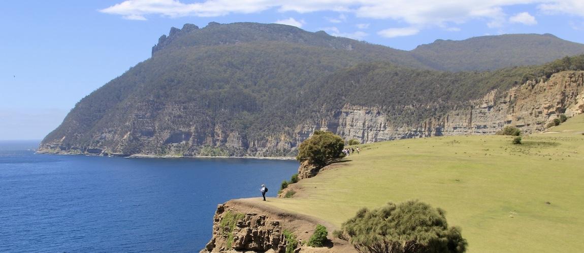 Zo mooi is het Tasmaanse Maria Island
