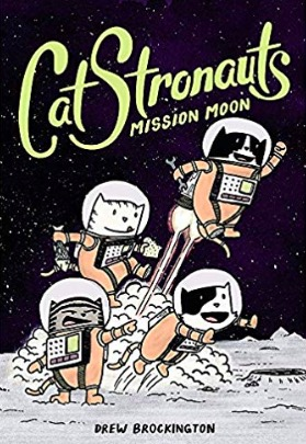 Catstronauts Mission Moon cover