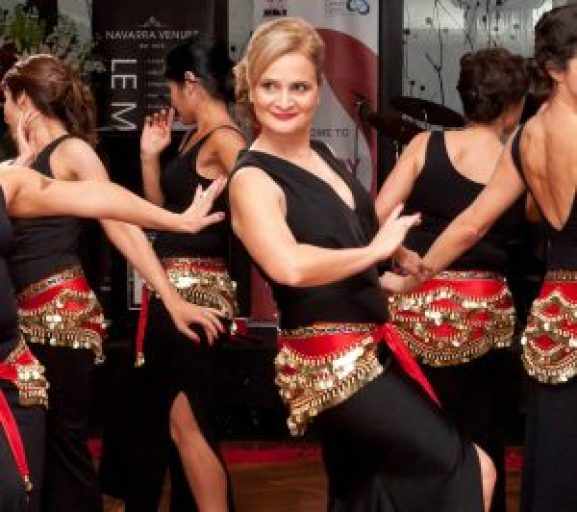 Daphne K Knows. LAJOIE SIKIN Belly Dancing. Happy and Healthy skin through dance