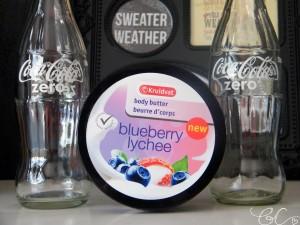 Body Butter Blueberry & Lychee Kruidvat
