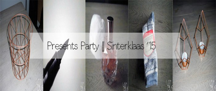 Presents Party || Sinterklaas '15