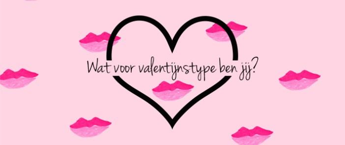 Wat voor valentijnstype ben jij?