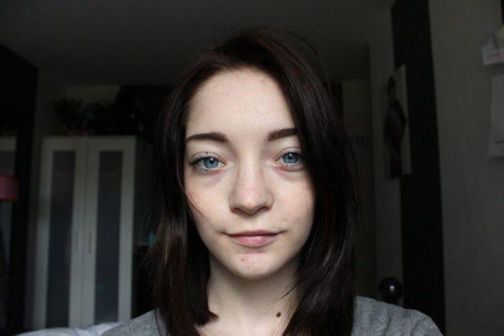 before full face