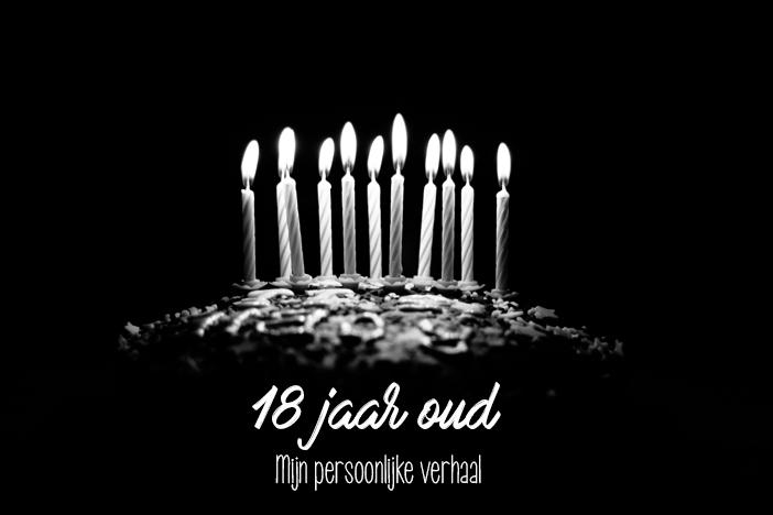 18 jaar oud