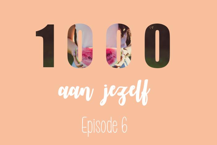 1000 vragen aan jezelf – 6