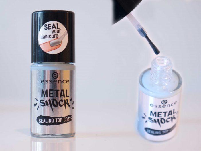 seal top coat chrome powder nails review polish