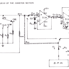 Digital Ac Ammeter Circuit Diagram Shunt Motor Wiring Schematics Of Delabs: And Precision Rectifier