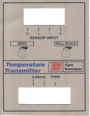 RTD Transmitter 4-20 mA