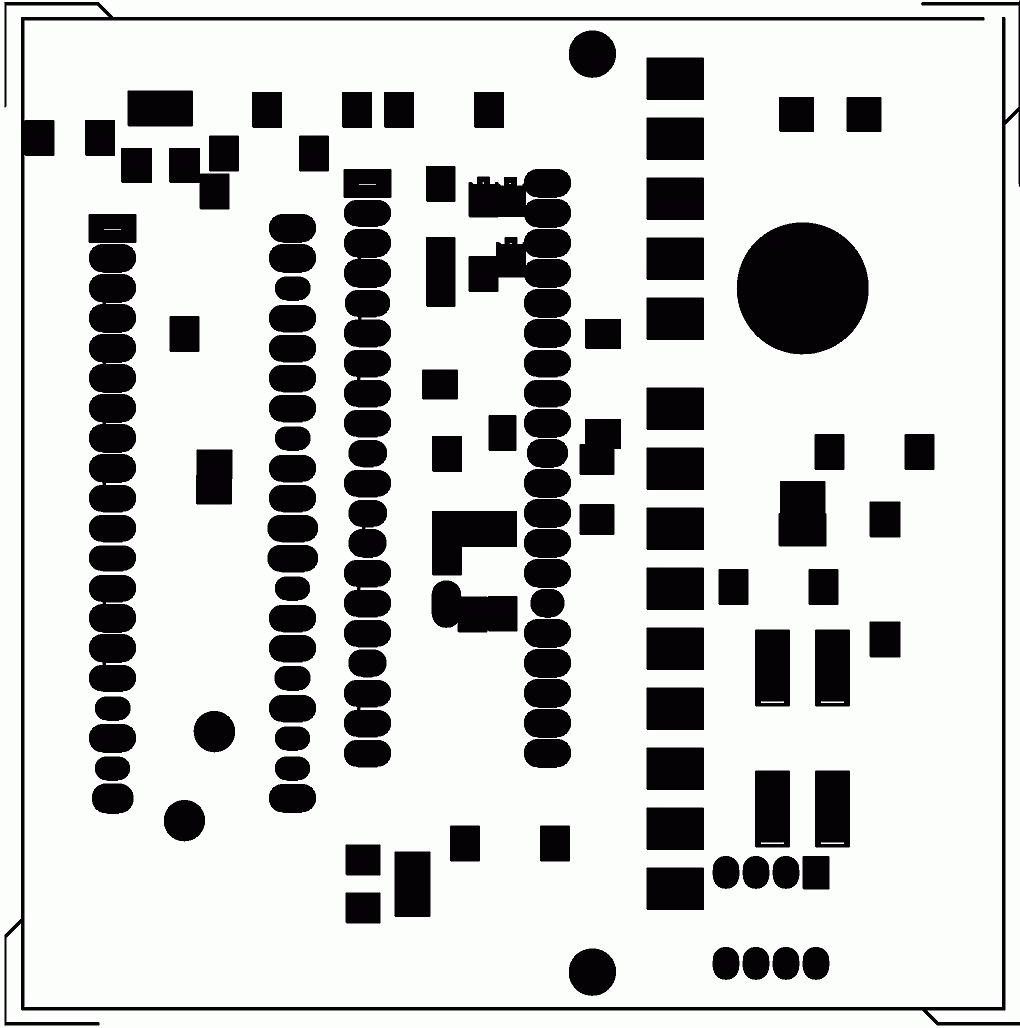 Display ICL7107 – Temperature controller