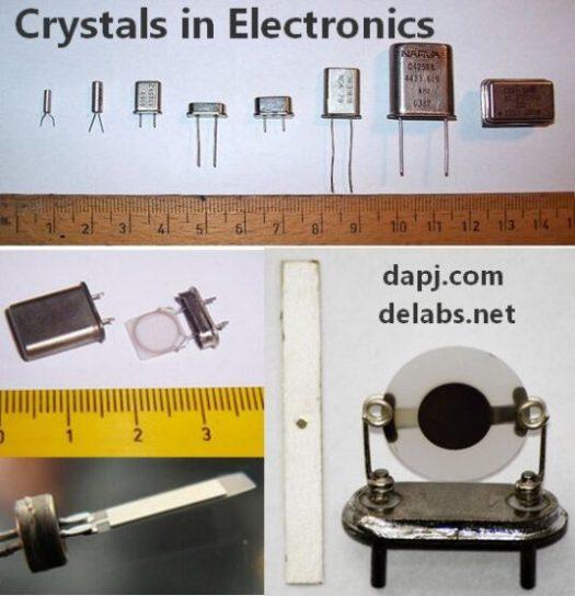 Piezoelectric Crystal Oscillators