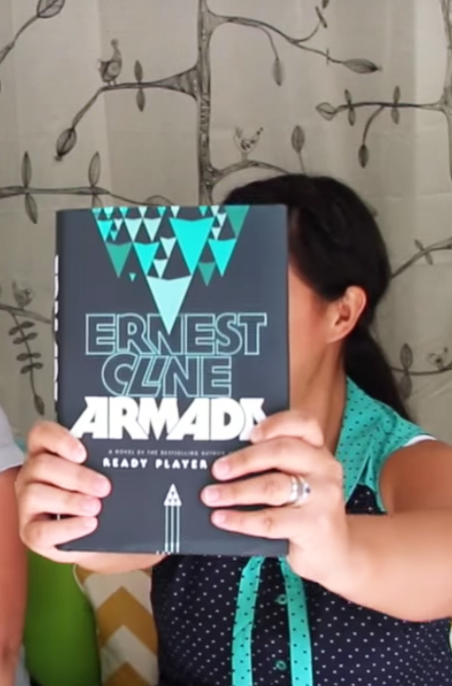 book review armada by ernest cline