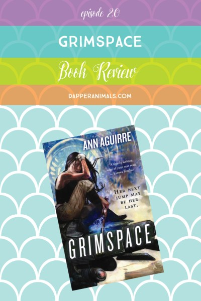 Sci-fi book with bad ass leading lady. Grimspace by Ann Aguirre