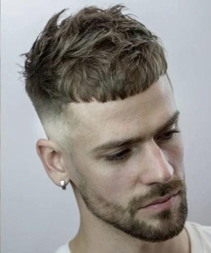 Erkek Saç Modelleri Fransız Mahsulü
