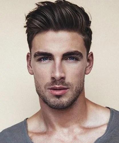 Erkek Saç Modelleri quiff