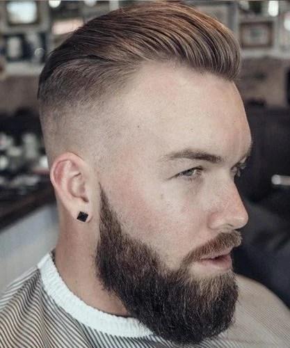 Erkek Saç Modelleri Geri Slick