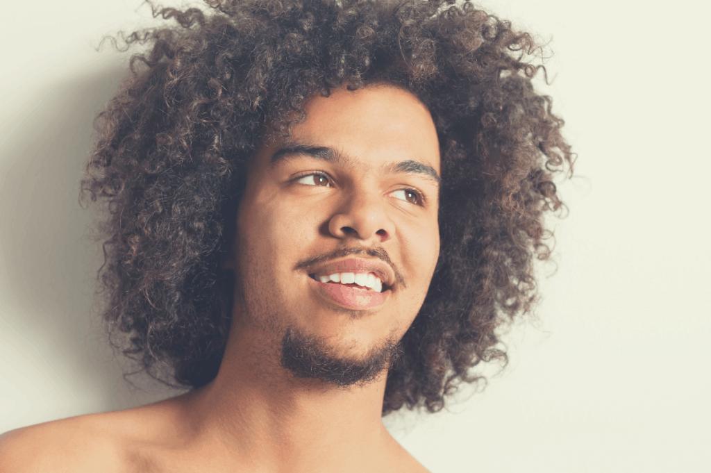 How To Get Curly Hair For Black Men Dapper Mane