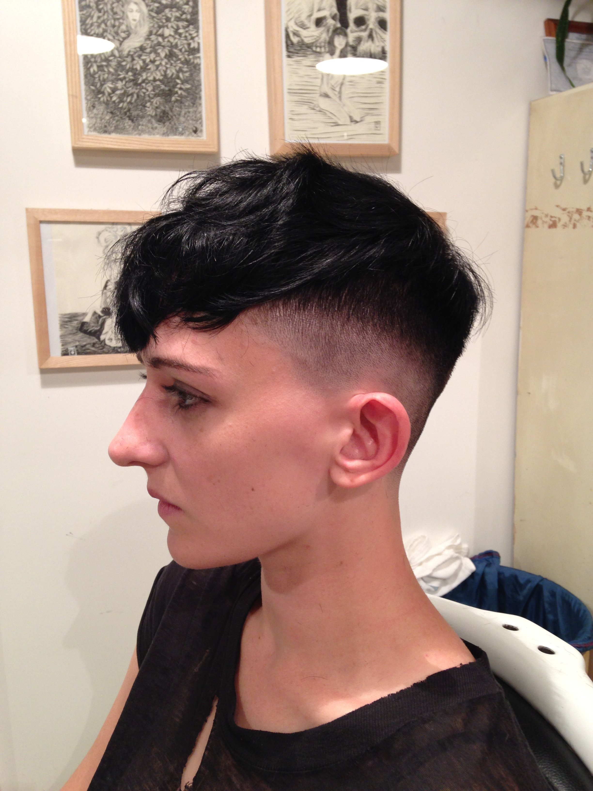 Interview Queer Cuts With LA Barber Alana Lucia