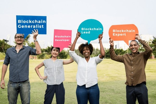 Blockchain Developer Roadmap