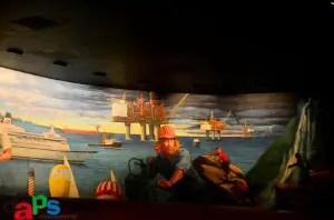 Maelstrom mural