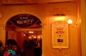 mickey theater
