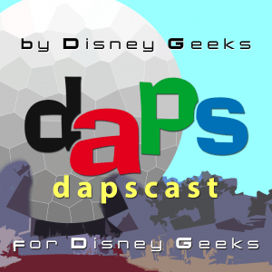 Legends of Frontierland, Guardians Review, Last Day of College Band, and Star Wars! - dapscast - Episode 7