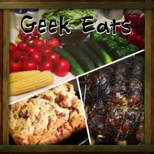 Geek Eats Logo