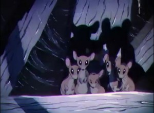 Lightning Mice