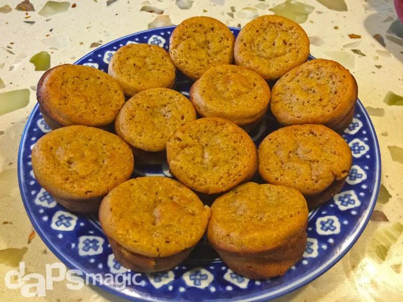Pumpkin Muffins – Geek Eats Recipe
