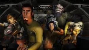 Star Wars Rebels: Spark of Rebllion
