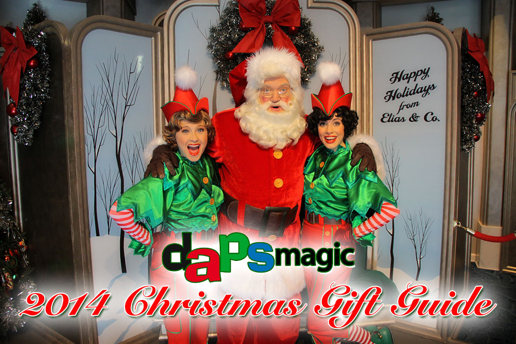 DAPs Magic 2014 Christmas Gift Guide