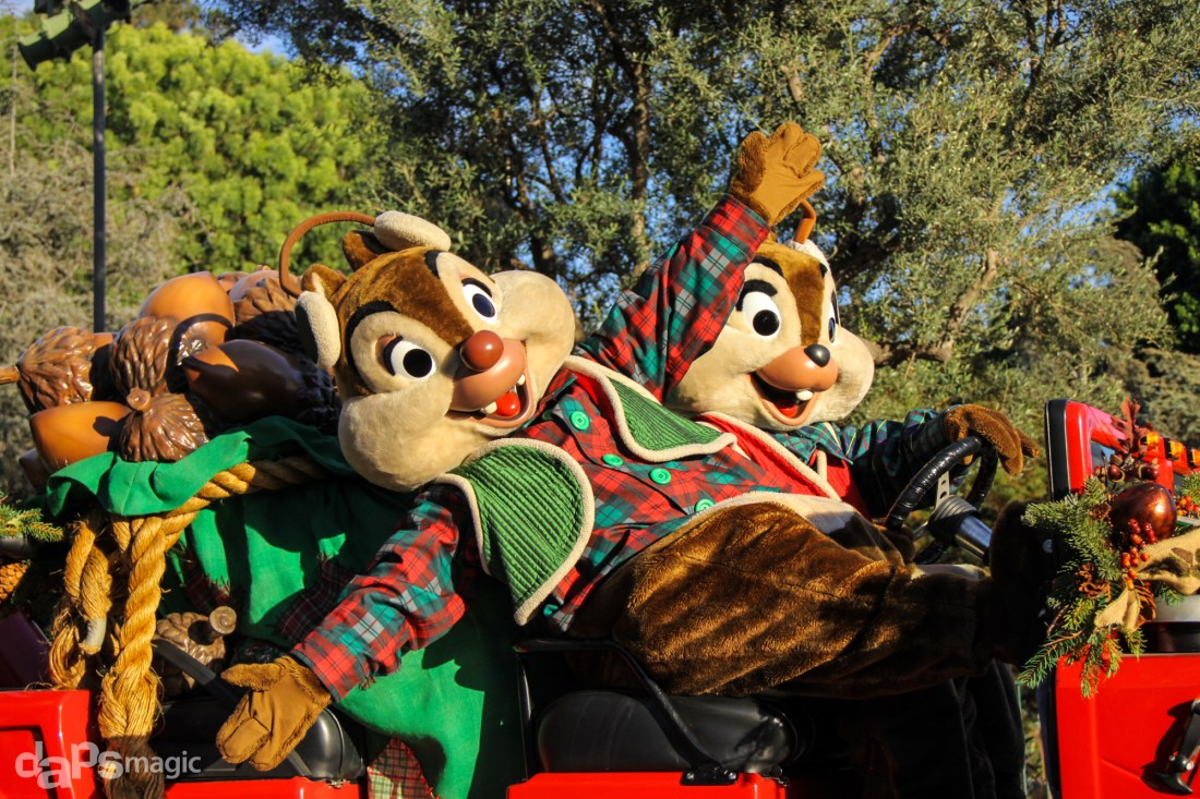 Disneyland A Christmas Fantasy Parade November 22, 2014-86
