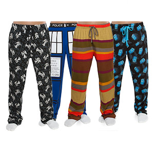 Doctor Who Pajama Pants