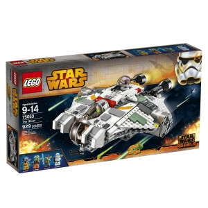 Star Wars Rebels LEGO Ghost Ship