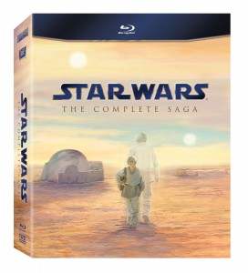 Star Wars The Complete Saga
