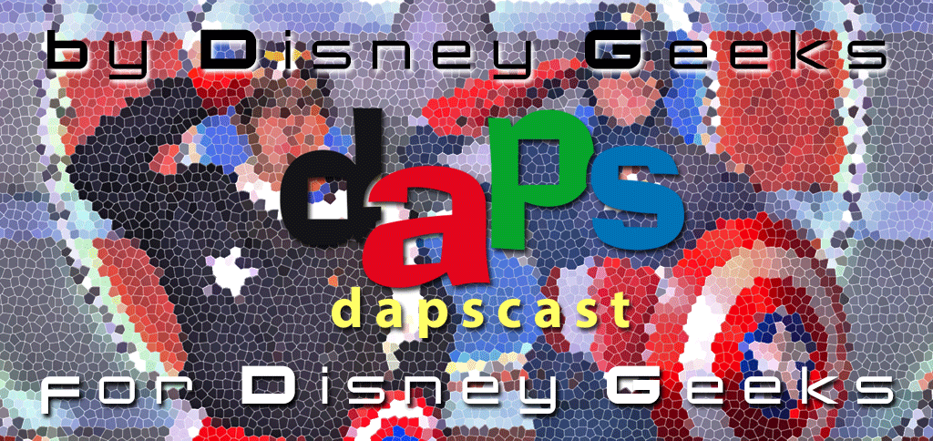 Frozen in Tokyo Disneyland, New Marvel Movies, Halloween Screams and more! - DAPscast - Episode 10