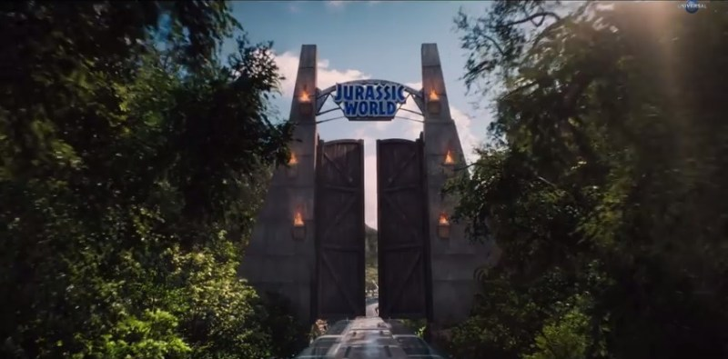 Jurassic World Teaser