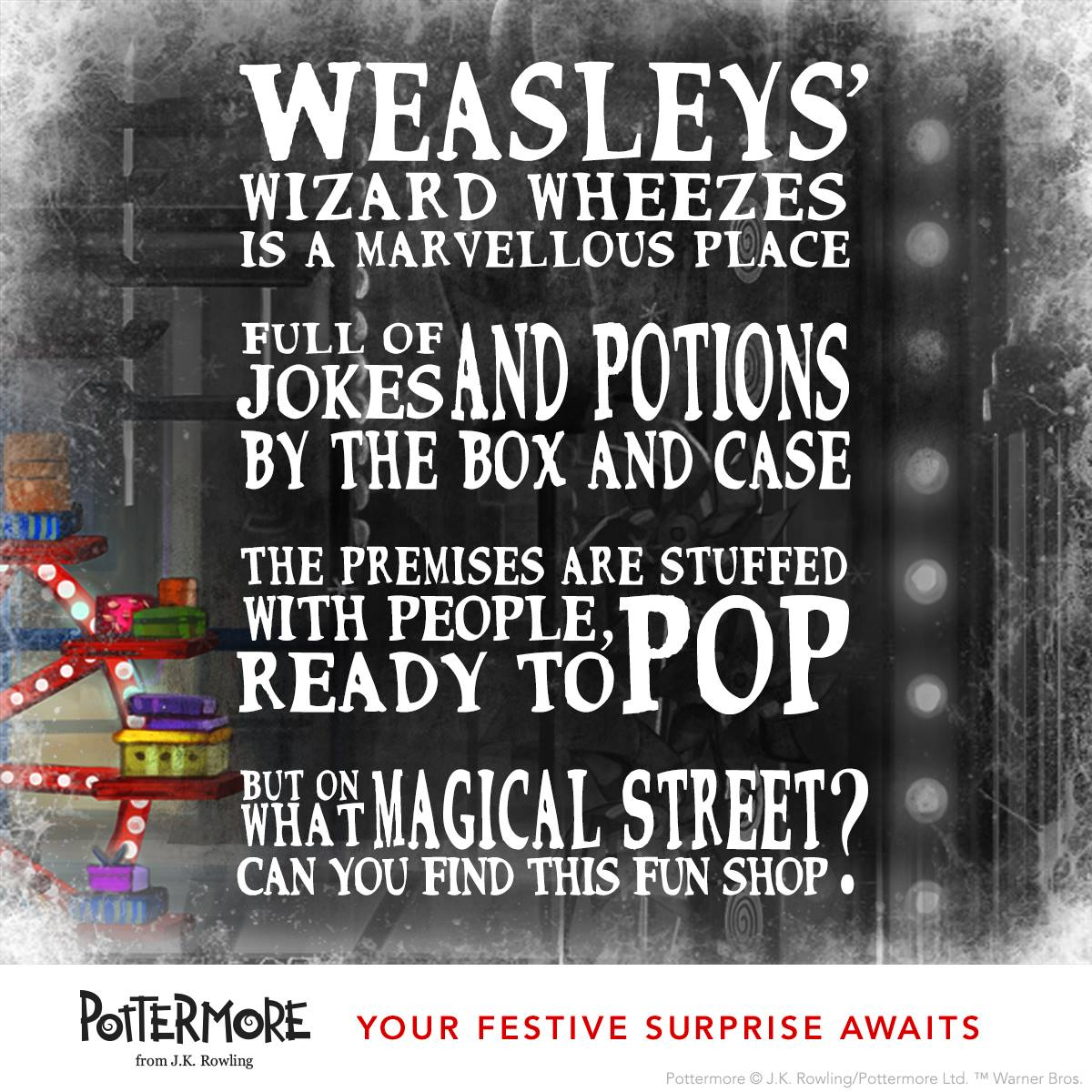 day 2 12 days of christmas pottermore harry potter