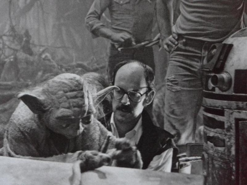 Frank Oz is Returning as Yoda to Star Wars Rebels