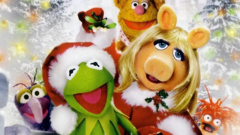 A Merry Muppet Christmas!