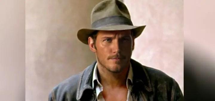 Disney Considering Chris Pratt as Indiana Jones