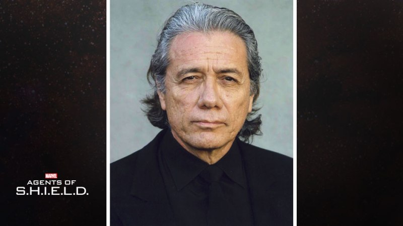 Edward James Olmos Joins Marvel's Agents of S.H.I.E.L.D. Cast