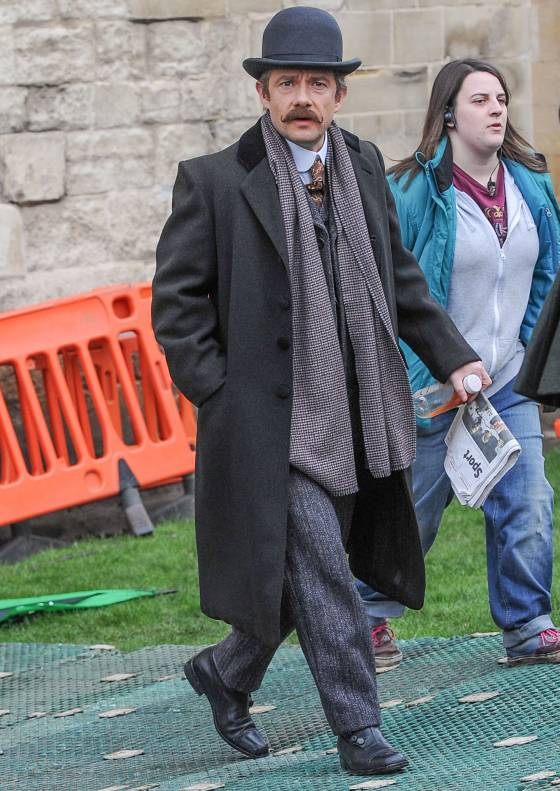 Dr. John Watson - Sherlock Christmas Special