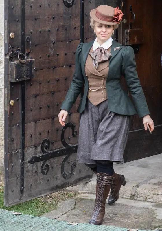 Mary Watson - Sherlock Christmas Special